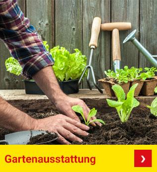Gartenausstattung