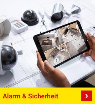Alarm & Sicherheit