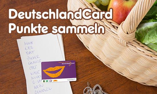 deutschlandcard punkte in euro