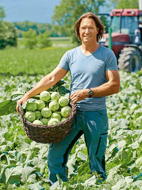 Christian Deyerling - Gemüse-Bauer aus Haßloch