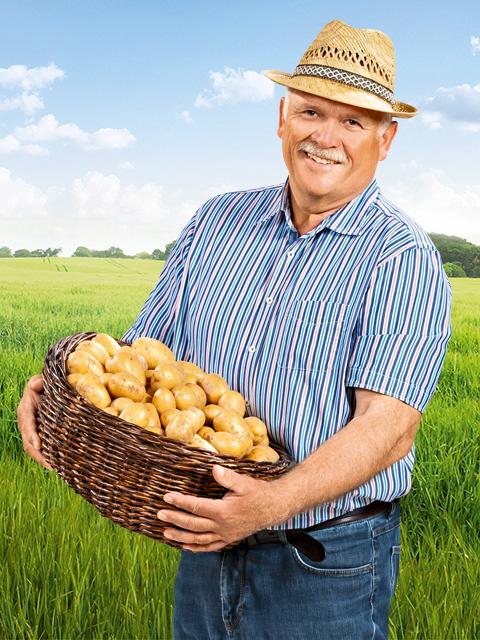 Theo Gültlinger - Gemüse-Bauer aus Aufhausen