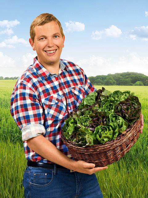 Andreas Siebauer - Gemüse-Bauer aus Reisbach