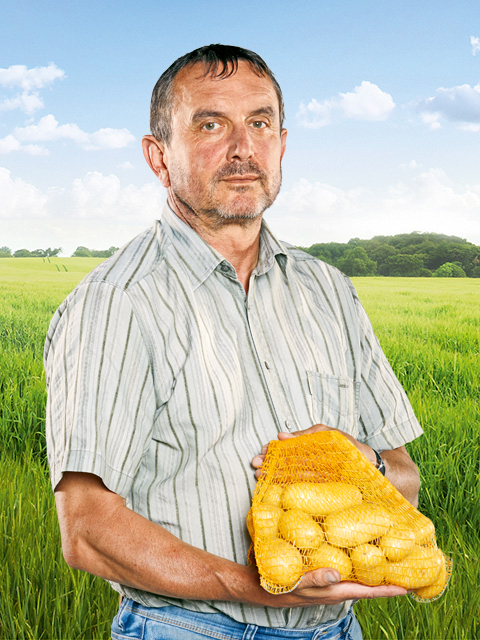Steffen Fritsche - Gemüse-Bauer aus Schmölln/Altkirchen