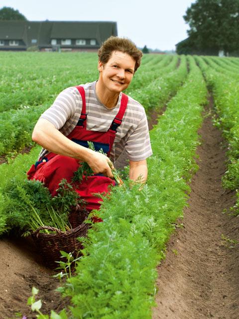 Berthold Grütter - Gemüse- und Milch-Bauer aus Bocholt