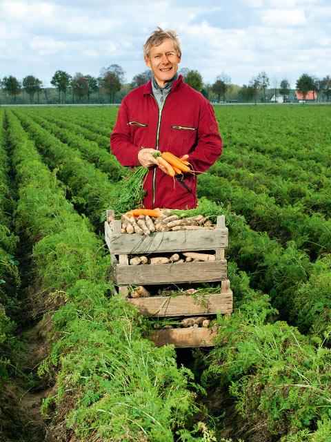 Willi Bolten - Gemüse-Bauer aus Weeze
