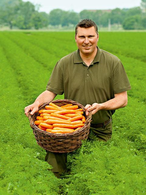 Mario Brocker - Gemüse-Bauer aus Willich