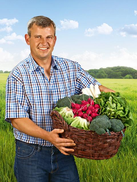 Stefan Behringer - Gemüse-Bauer aus Nürnberg