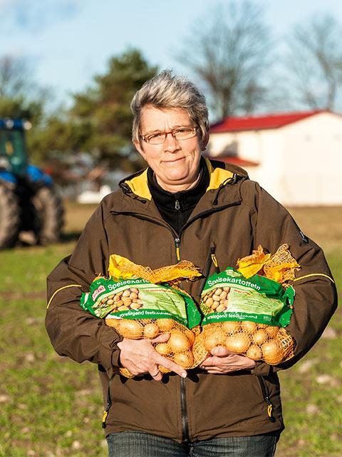 Uta Winzer - Gemüse-Bäuerin aus Niederer Fläming
