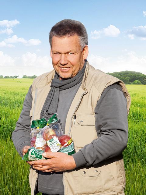 Heinrich zum Feld - Obst-Bauer aus Jork