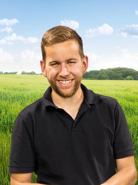 Uwe Wencker - Obst- und Gemüse-Bauer aus Voltlage