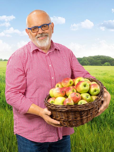 Bernhard Stolle - Obst-Bauer aus Wilthen