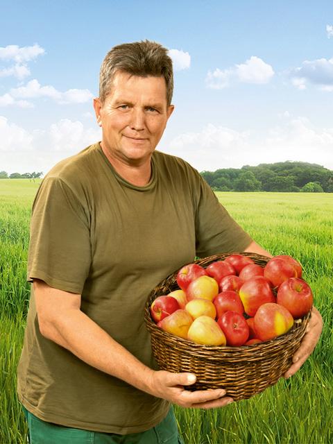 Sylvio Diethe - Obst-Bauer aus Weißenfels