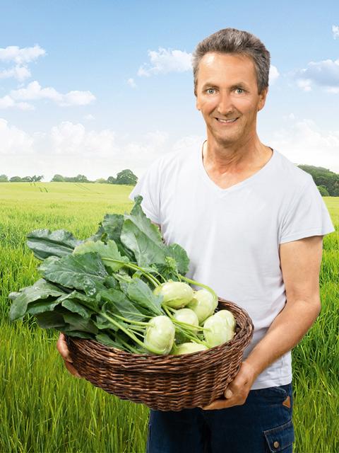 Ulrich Weiß - Gemüse-Bauer aus Ilshofen