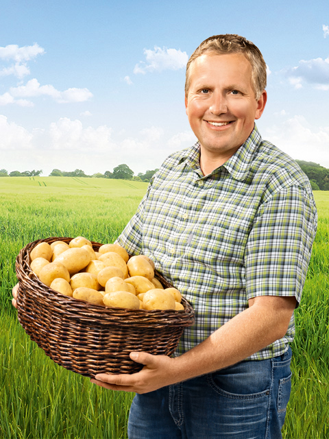 Michael Becks-Lohmann - Gemüse-Bauer aus Bänen