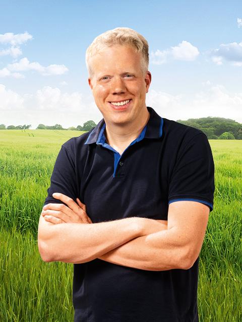 Stefan Finke - Gemüse-Bauer aus Dinslaken