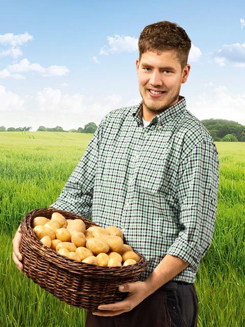 Martin Dams - Gemüse-Bauer aus Kerken
