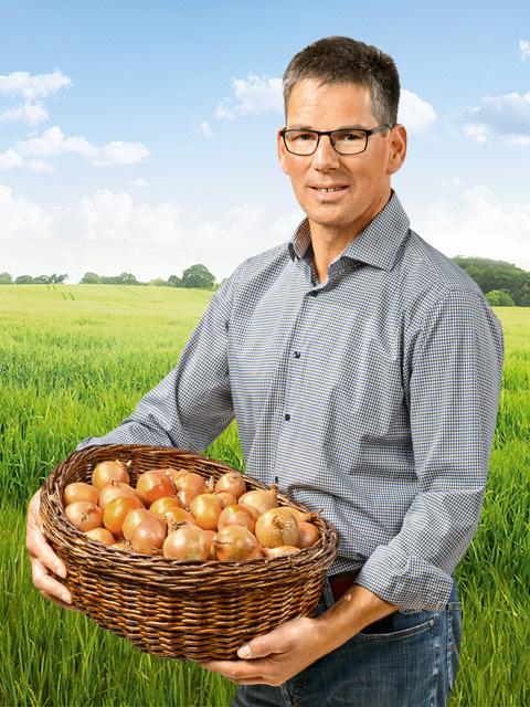 Franz Lermer - Gemüse-Bauer aus Mintraching