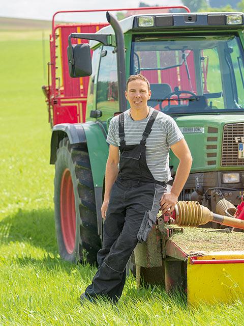 Maximilian Koch - Gemüse-Bauer aus Willich