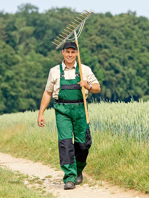 Andreas Sußbauer - Milch-Bauer aus Nittendorf