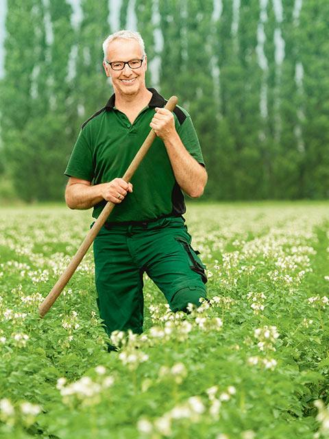 Uwe Pahmeyer - Gemüse-Bauer aus Werther