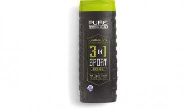 Pure & Basic Men 3-in-1 Sport Duschgel