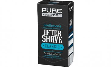 Pure & Basic After Shave
