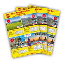 Entdecken Sie für Sie ausgewählte Reiseangebote