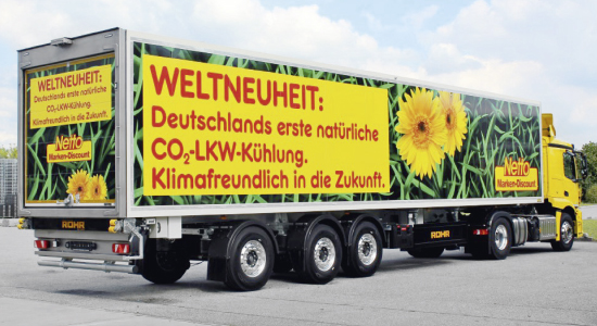 Transportkühltechnologie