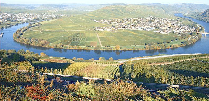 Die wichtigsten Anbaugebiete in Deutschland