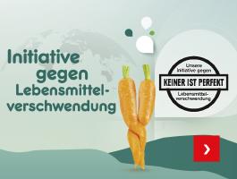 Initiative gegen Lebensmittelverschwendung