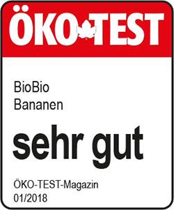 Öko Test - sehr gut