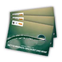 Netto Marken-Discount und WWF - Strategische Partnerschaft