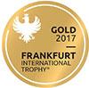 Medaillie Gold 2017