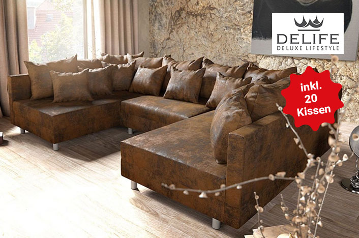 """Delife Couch """"Clovis"""""""