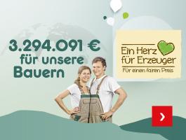 3.294.091 € für unsere Bauern