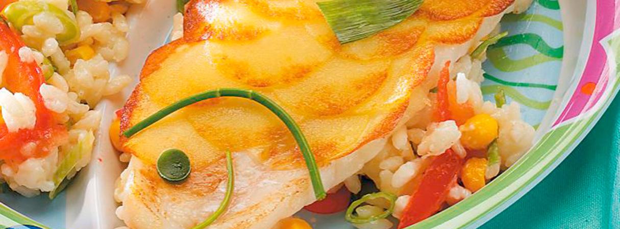 netto blog  fischfilet mit kartoffelschuppen  der netto